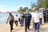 Menteri Agraria mengapresiasi pembangunan kawasan wisata Toronipa Sultra