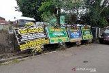 Eks Kepala BPN Denpasar yang bunuh diri dimakamkan di Bandung