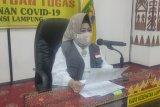 Dinkes benarkan Kepala Kejaksaan Negeri Pringsewu Lampung positif COVID-19