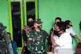 Prajurit TNI pelaku perusakan di Ciracas ganti rugi kerusakan