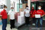 YAPPIKA bantu APD COVID-19 untuk tenaga medis di Palu