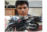 Pelaku bawa paksa CBR dealer Honda Muara Teweh terancam 10 tahun penjara