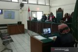 Lima kurir sabu-sabu  dituntut 20 tahun penjara