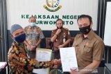 Perhutani sepakat damai dengan  warga Petahunan Banyumas