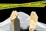 Suami-istri pembunuh anak kandung sempat lapor ke Polsek Setia Budi di Jakarta Selatan