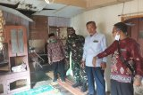 TNI dan Baznas bedah rumah anak yatim di Palangka Raya