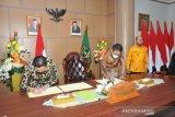 Sumbar pertama di indonesia penandatanganan nota kesepakatan dengan Kanwil Ditjen Perbendaharaan