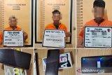 Tiga pelaku pembobol rumah di Tembilahan ditangkap polisi