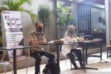 Rombongan pasangan calon saat mendaftar ke KPU dibatasi
