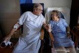 Peneliti Inggris merancang alat prediksi risiko kematian pasien COVID-19