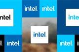 Logo baru Intel meluncur bersamaan dengan chip generasi ke-11