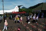 Kunjungan dibatasi, Lokawisata Baturraden tetap diminati wisatawan
