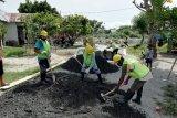 Manfaat Program kota tanpa kumuh, telah menyerap 12.046 tenaga kerja