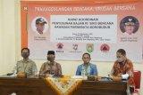 Magelang susun kajian risiko bencana kawasan Borobudur