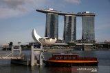 Singapura hampir bebas COVID setelah kasus infeksi lokal, klaster selesai