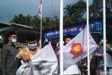 Tiga parpol di Solsel deklarasi pasangan Cabup/Cawabup Abdul Rahman-Rosman Efendi