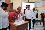 Bakal Paslon Tiwi-Sudono mendaftar Pilkada Purbalingga
