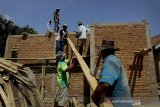 Program bedah rumah nasional telah menyerap 252.443 tenaga kerja