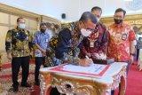 BNI Makassar bantu petani dan nelayan