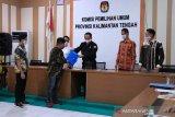 KPU gelar simulasi pendaftaran paslon Pilkada Kalteng