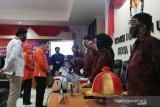 KPU Makassar: Bakal paslon Danny-Fatma lolos berkas pencalonan