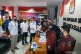 KPU Makassar coret usungan Partai Berkarya untuk Bapaslon Irman-Zunnun