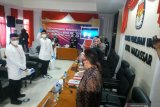 Paslon Dilan memenuhi syarat administrasi pilkada di Kota Makassar