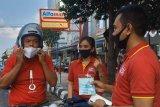 Hari Pelanggan Nasional, Alfamart bagikan masker gratis