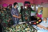 Pelda Evert Kandou dari Korps Marinir TNI AL pelaku sejarah meninggal dunia