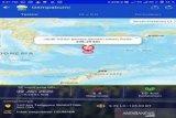 Gempa bumi magnitudo 5,3 guncang Banda, Maluku Tengah