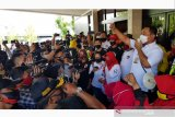 Kerumunan massa saat pendaftaran pilkada disoroti Bawaslu