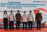 BGR Logistics kembangkan  gudang modern di Palembang