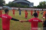 Latihan perdana Kalteng Putra tingkatkan kekompakkan tim