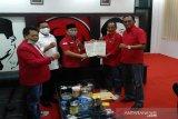 Tak benar kami setengah hati dukung Sugianto-Edy, kata Ketua PDIP Kalteng