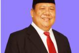 Pasangan bakal calon Bupati Lampung Timur Yusran-Kisworo daftar KPU Minggu