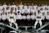 Untuk juarai Formula 1 musim 2019,  Mercedes habiskan Rp6,5 triliun
