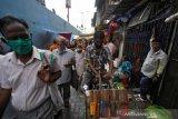 India catat lonjakan kasus COVID-19 sebanyak 90.000 kasus dalam 24 jam