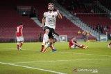 Belgia puncaki Grup A2 usai menang 2-0 di markas Denmark