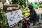 Persentase kasus positif Corona di Jakarta masih 12,5 persen