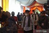 Pasangan Fakhrizal-Genius Umar datangi KPU Sumbar