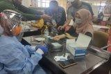 Dinkes fasilitasi 48 wartawan Lampung ikut tes cepat