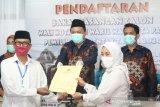 Imelda-Arena pendaftar terakhir peserta pilkada Kota Palu