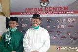 Pasangan HRS 2 resmi mendaftar ke KPU Lingga