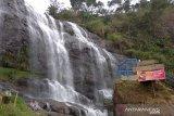 Tingkat kunjungan ke objek wisata air terjun Cianjur meningkat sebulan ini