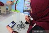Amelia, Guru honorer Pekanbaru yang Jadi Youtuber pembelajaran jarak jauh