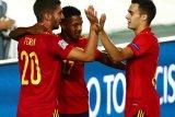 Spanyol lumat Ukraina 4-0