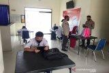 Brimobda Sulawesi Tenggara sediakan fasilitas belajar anak sekolah saat COVID-19