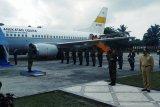 TNI AU latihan tempur Jalak Sakti 2020 di Riau