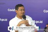 Perhimpunan dokter paru: Diare salah satu gejala COVID-19