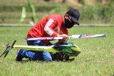 Rintis Desa Wisata Dirgantara, Pemdes Cibangkong Banyumas gandeng klub aeromodeling